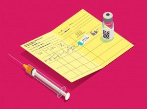 چگونه کارت واکسن کرونا دریافت کنیم ؟