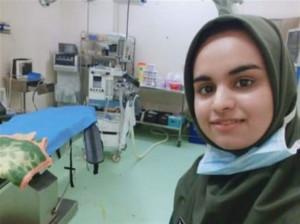 بیوگرافی انیس طاهری دانشجوی پزشکی و ماجرای مرگ رمزآلود او!