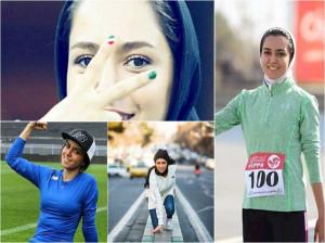 بیوگرافی فرزانه فصیحی سریع ترین زن ایران