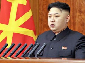 عکس بدل رهبر کره شمالی
