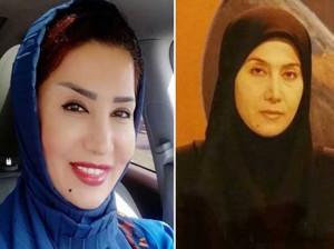 تغییرات ظاهری و خفن مهناز شیرازی گوینده خبر