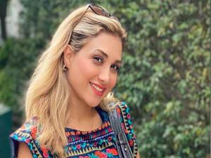 عکس های جنجالی ناهید لیان مجری شبکه 3 پس از کشف حجاب