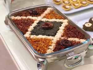 طرز تهیه کشک و بادمجان رژیمی برای افطار