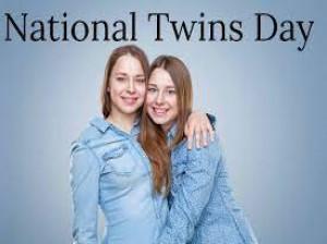 1 + 29 پیام تبریک روز جهانی دو قلو ها به خواهر