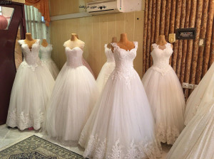 آدرس و تلفن مزون های لباس عروس اصفهان