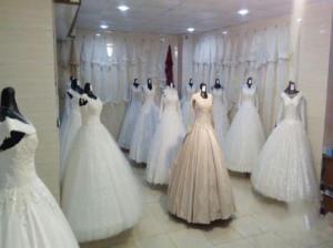 لیست مزون های لباس عروس یاسوج + آدرس و تلفن