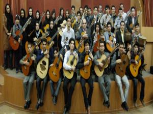 لیست آموزشگاه های موسیقی و آواز در زنجان + آدرس و تلفن