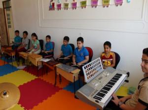 لیست آموزشگاه های موسیقی و آواز در ارومیه + آدرس و تلفن