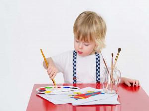 تفسیر نقاشی کودکان از نظر روانشناسی   تفسیر آدمک در نقاشی کودکان