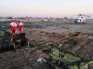 جزئیات کامل حادثه سقوط هواپیمای اوکراینی نزدیک فرودگاه امام