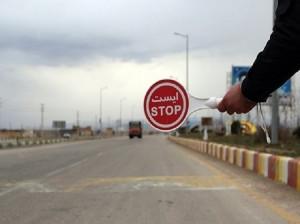 اعمال محدودیت تردد در روزهای ۲۱ و ۲۲ فروردین در اصفهان