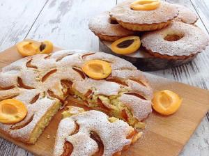 طرز تهیه 5 مدل کیک زردآلو خوشمزه و مجلسی