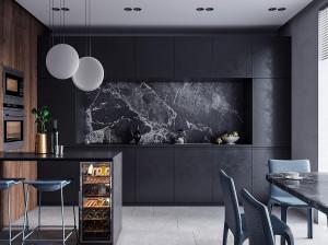 10 ایده شیک و مدرن برای تزیین آشپزخانه