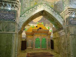 15 عکس دیده نشده از قبر و ضریح مطهر امام حسن عسکری (ع)