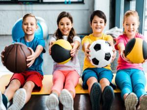 33 آهنگ ورزشی کودکانه برای بچه های زرنگ