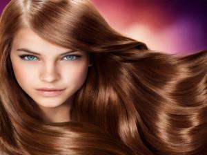چگونه در خانه موهای خود را فندقی کنیم ؟