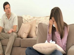 با همسر افسرده خود چگونه رفتار کنم ؟