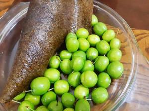 طرز تهیه لواشک گوجه سبز به دو روش آسان در منزل