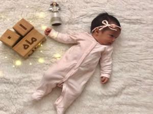 چگونگی رشد و توانایی های نوزاد 1 ماهه