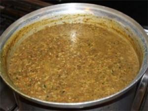 طرز تهیه پرتله غذای سنتی استان لرستان و خواص آن