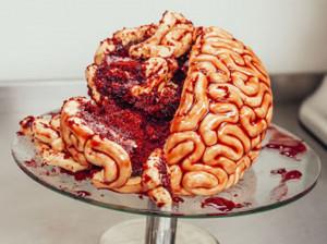 آموزش کامل تزیین کیک مناسب جشن هالووین