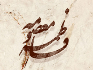 22 عکس پروفایل ویژه وفات حضرت معصومه (س)