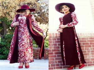 22 مدل جدید لباس زنانه مخصوص شب یلدا 99
