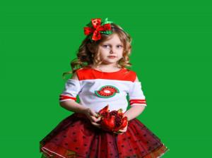 42 مدل جدید و شیک لباس شب یلدا برای کودکان