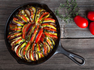 طرز تهیه 4 مدل راتاتویی فرانسوی غذای سالم و کم کالری