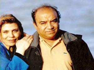 بیوگرافی جمشید اسماعیل خانی : زندگینامه کامل همسر گوهر خیراندیش
