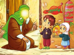 10 انشا درمورد امام حسین (ع) مناسب برای پایه سوم تا هشتم