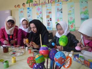 20 کاردستی عید نوروز 1400 برای کودکان