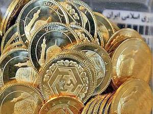 قیمت سکه در بازار امروز