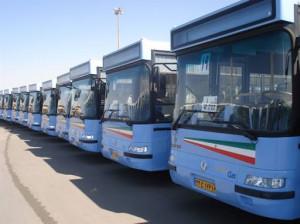 اعتصاب جمعی از رانندگان اتوبوسرانی ارومیه