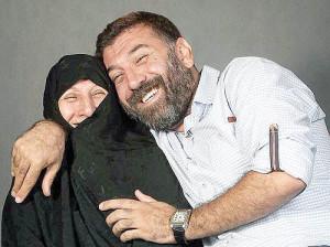 شعر افشین علا در فراق علی انصاریان