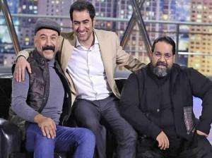 ساعت پخش برنامه همرفیق با حضور علی انصاریان