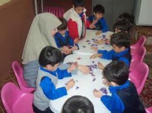 نقش دوره پیش دبستانی در انضباط فکری کودکان