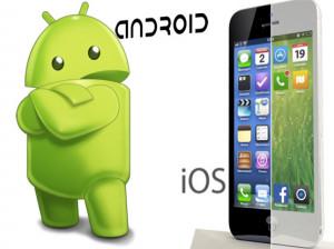 بررسی تخصصی مقایسه iOS7 و Android