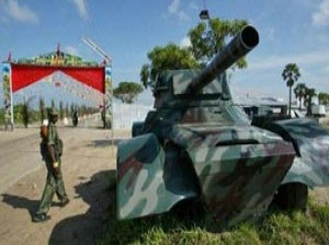 جاذبه گردشگری امروز سریلانکا ,مناطق جنگی سابق