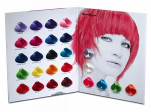 رنگ مو و شناخت انواع رنگ مو