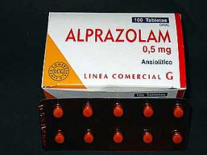 معرفی آلپرازولام ،مورد استفاده،عوارض،موارد منع مصرف