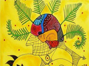 شخصیت شناسی از روی نقاشی،خودتان را بهتر بشناسید