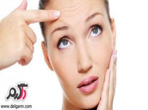 چین و چروک صورت و روش های عجیب کاهش چروک صورت