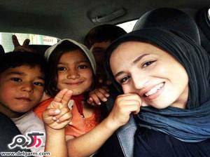 عکسهای زیبای گلاره عباسی بازیگر خوش چهره ایرانی