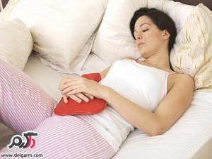 آرام کردن درد و کجخلقی ناشی از قاعدگی