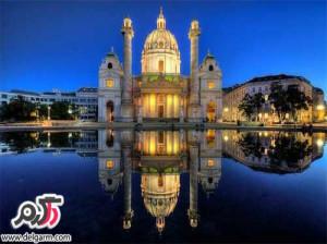 طبیعت بکر و مکان های دیدنی کشور اتریش