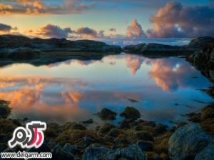 تصاویری از مناظر طبیعی
