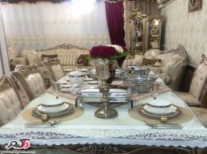 جهیزیه نو عروس ایرانی مهر+ عکس 2016
