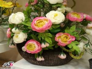گالری از نمونه های زیبا از گلدان سرامیکی جدید 2016