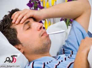 چگونه هنگام تب دمای بدن را پایین بیاوریم؟